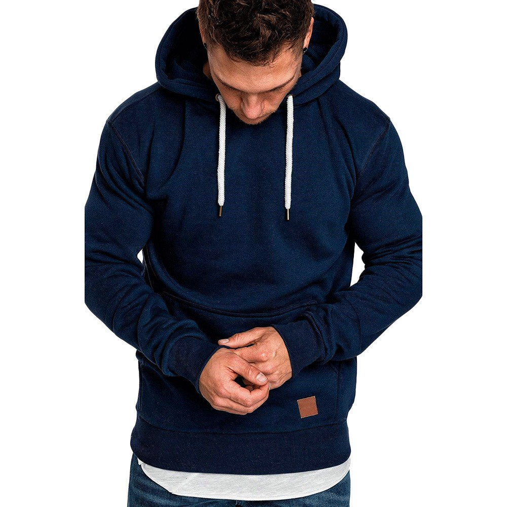 Feitong Hoodies Men 2018 Fashi...