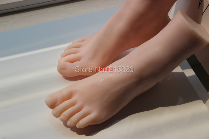 41 Size Feet Sex Toy Women Female Foot Fetish Toys Rubber -9322