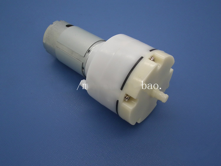 New DC12V Mini Vacuum Pump Air Suction Pump Diaphragm Pressure Pump Separator -50Kpa