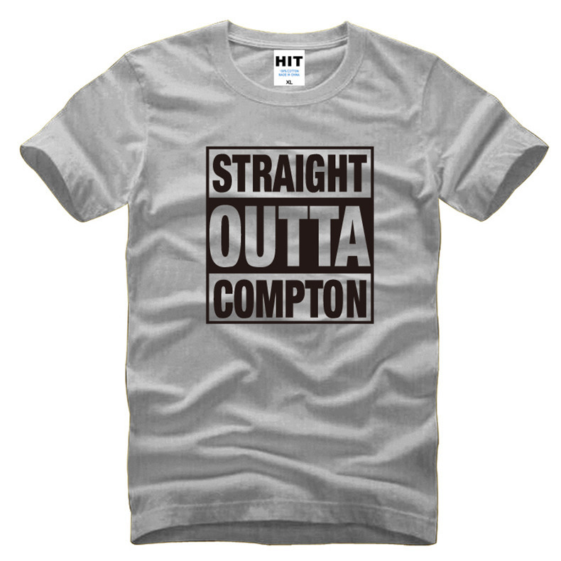 NWA Straight Outta Комптон Хип-Хоп Рок Музыка - Мужская одежда - Фотография 4