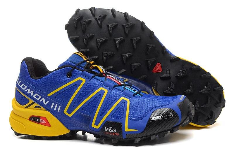 salomon speed cross 3 cs iii trail shoes breathable run men shoes rh aliexpress com