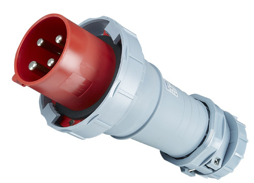 цена на Saipwell Hot Sale industrial waterproof plug and connector ip67 4P 125A SP-1443