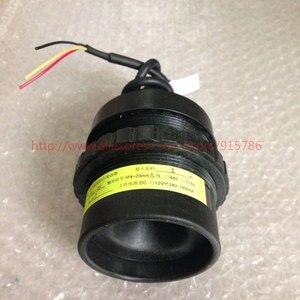 Image 2 - 4 20MA misuratore di livello ad ultrasuoni/trasmettitore di livello/0 5 m di acqua indicatore di livello/sensore ad ultrasuoni