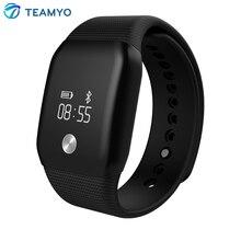 Teamyo A88 + Smart Band Спорт Шагомер сердечного ритма фитнес-браслет крови кислородом Давление монитор браслет для IOS Android
