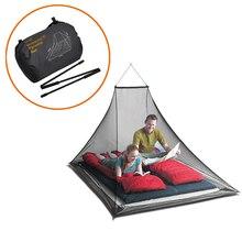Москитная сетка пирамид для 2/1 человек кровать, палатка нейлоновая головка легкий складной портативный открытый снаряжение Кемпинг Рыбалка Аксессуары