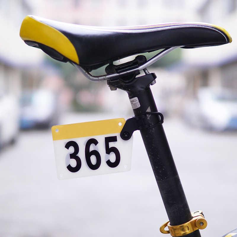 Clip de manillar de bicicleta soporte de linterna bicicleta antorcha soporte LED cabeza frontal montaje de luz para Gopro Cámara deportiva