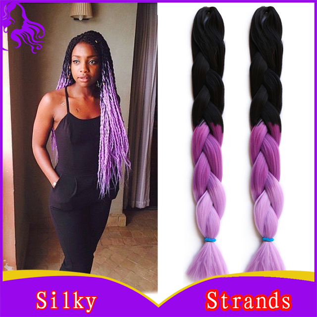 Silky Straight Kanekalon Braiding Extension Hair Find Your Perfect