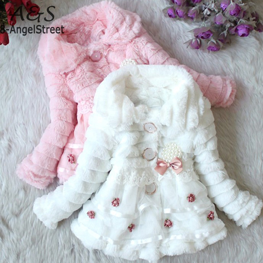 Kids Faux Fur Coats & Jackets Sort by: Show #: Quick Look. Kid's Ivory Rabbit Faux Fur Poncho Girls of every age love a swing coat and when it's in Leopard, who can resist! unless it's a sweet little baby bundled up in this adorable Ivory Lamb Faux Fur Baby Bunting. Little lamb ears!