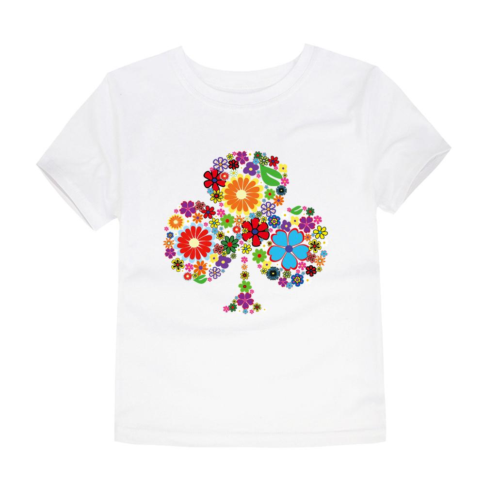 HTB1pbf1RFXXXXXeXVXXq6xXFXXXc - TINOLULING 2018 Summer Kids Flower Tree T-Shirt Boys Girls Tree T Shirt Children Tops Baby Tees For 2-14 Years