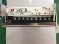 400W DC110V/3.6A switching power supply AC220 transfers DC110V