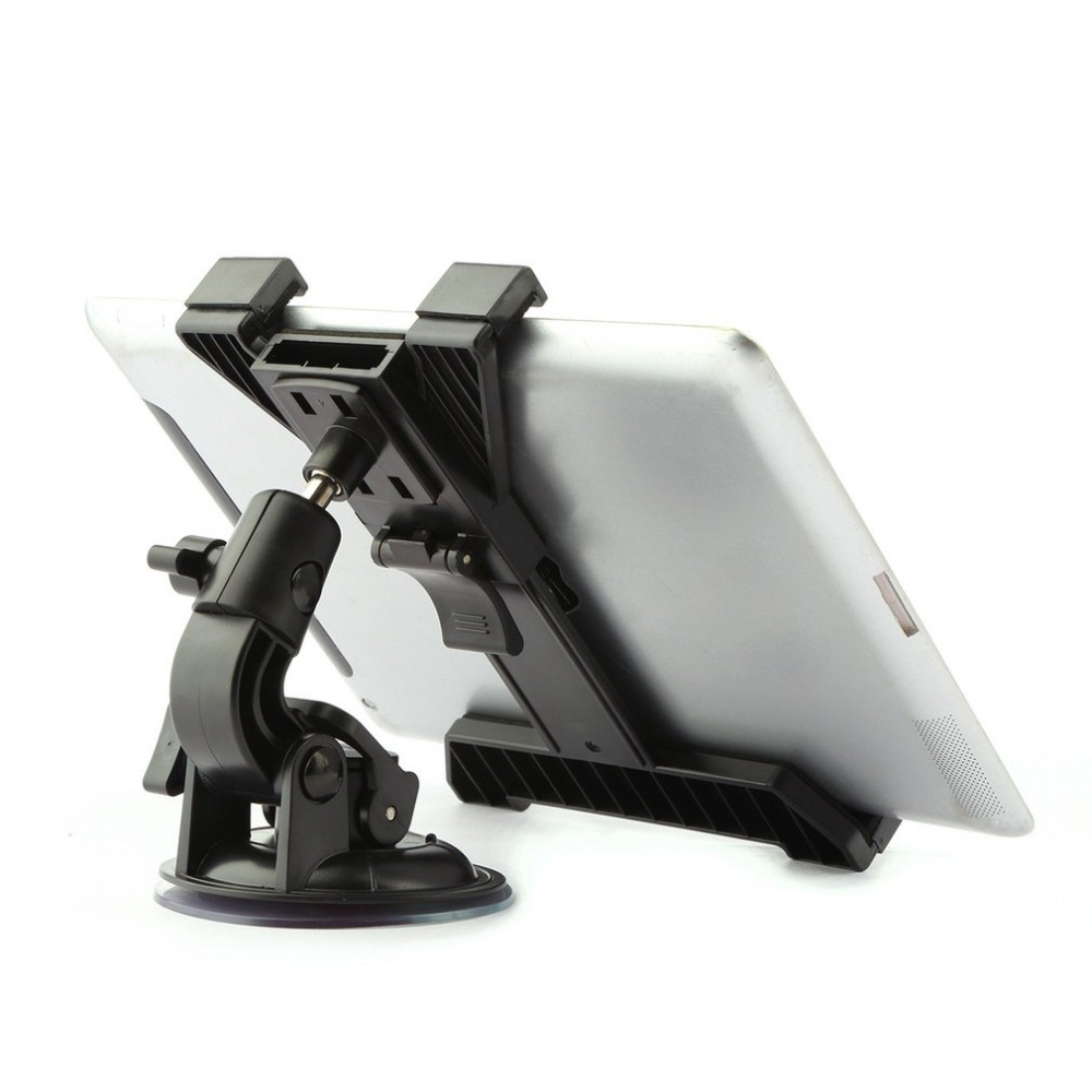 7 8 9 10 inch Tablet Shelf Windshield Car Mount tablet desktop Windshield Car mount cradle For iPad Stand For Samsung Tab Stand