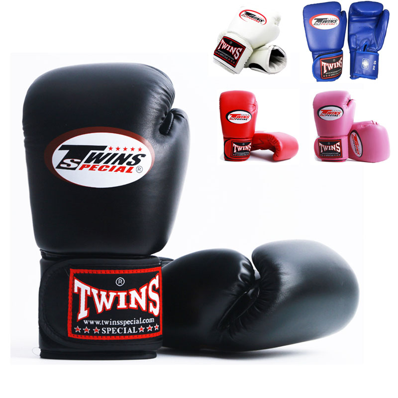 Shiv Naresh Teens Boxing Gloves 12oz: HIGH Quality Women/Men Twins Boxing Gloves Leather MMA