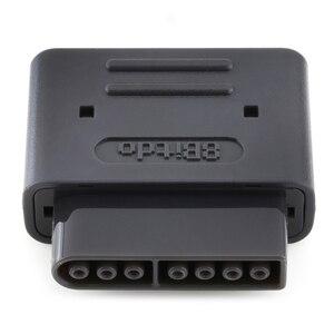 Image 2 - 8 8bitdo の Bluetooth レトロ受信機のワイヤレスドングルスーパーファミコン SFC と互換性 NES30 SFC30 ファミコンプロ PS3 PS4 Wii U ゲームコントローラ