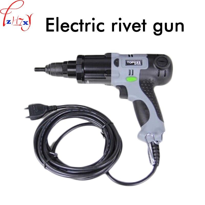 1pc ERA-M10 Electric Riveting Nut Gun Electric Riveting Gun Plug-in Electric Cap Gun Riveting Tools 220V