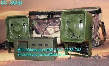 cheap quail decoy 390 bird caller hunting mp3  with mini mp3 speaker