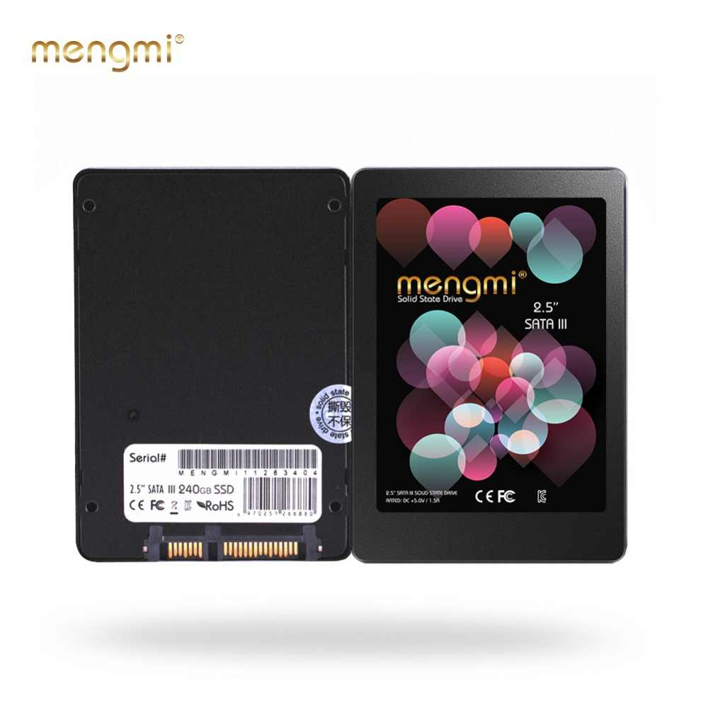 Mengmi Extreme SSD 120GB Interne Solid State Drive 2.5 inch SATA3 240GB HDD Harde Schijf HD Adapter Voor notebook PC