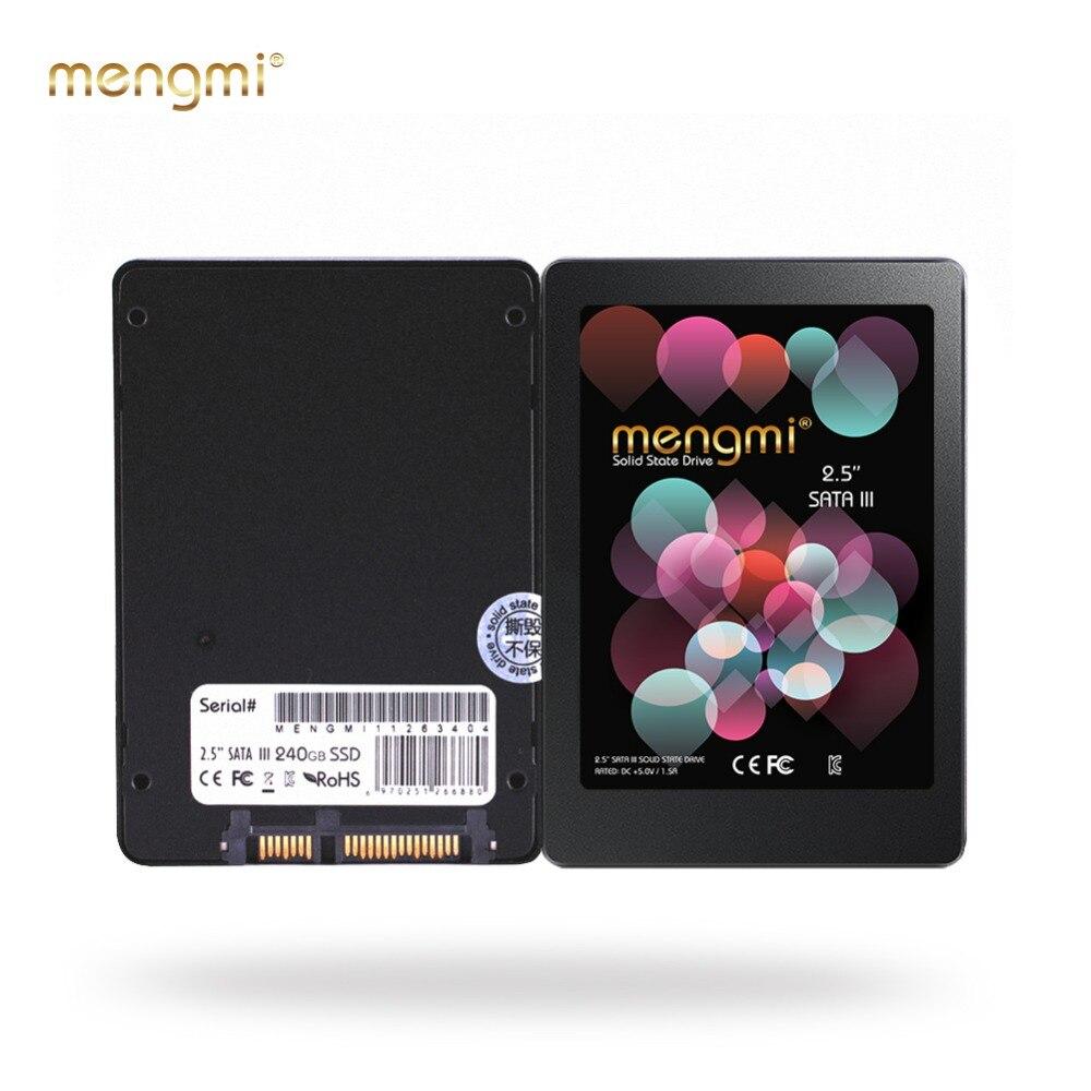 Mengmi Extrême SSD 120 GO Disque SSD Interne 2.5 pouces SATA3 240 GO Disque Dur HDD HD Adaptateur Pour Ordinateur Portable PC