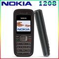 1208 original nokia 1208 barato teléfonos celulares gsm desbloqueado teléfono envío gratis