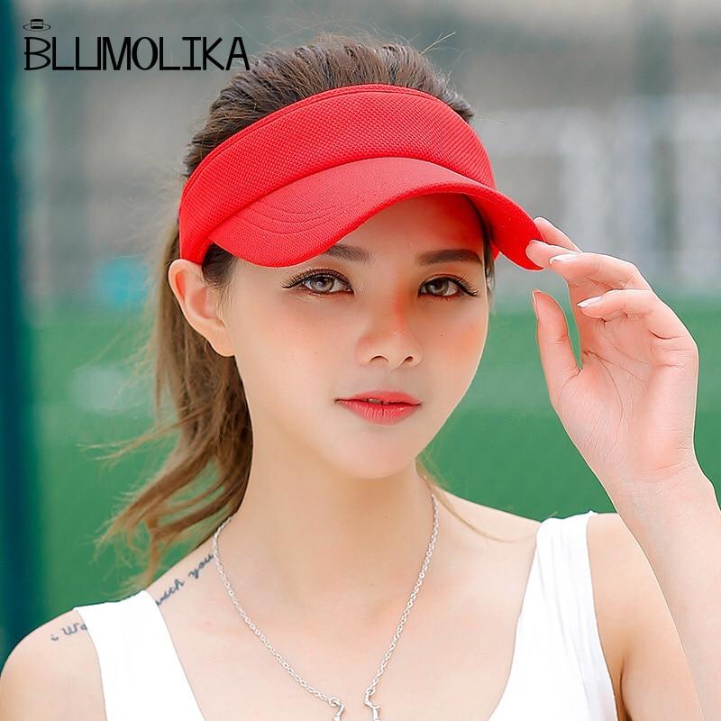 الجملة الأزياء عاريات التنس قبعات - ملابس واكسسوارات