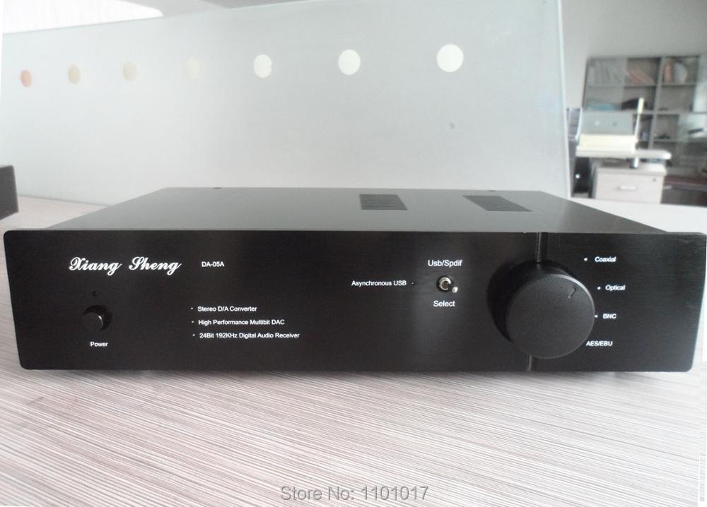 XiangSheng Flagship ultime DAC-05A doppio PCM1794A XMOS USB SPDIF XLR DAC HIFI EXQUIS Decoder Convertitore Analogico Digitale DAC05A