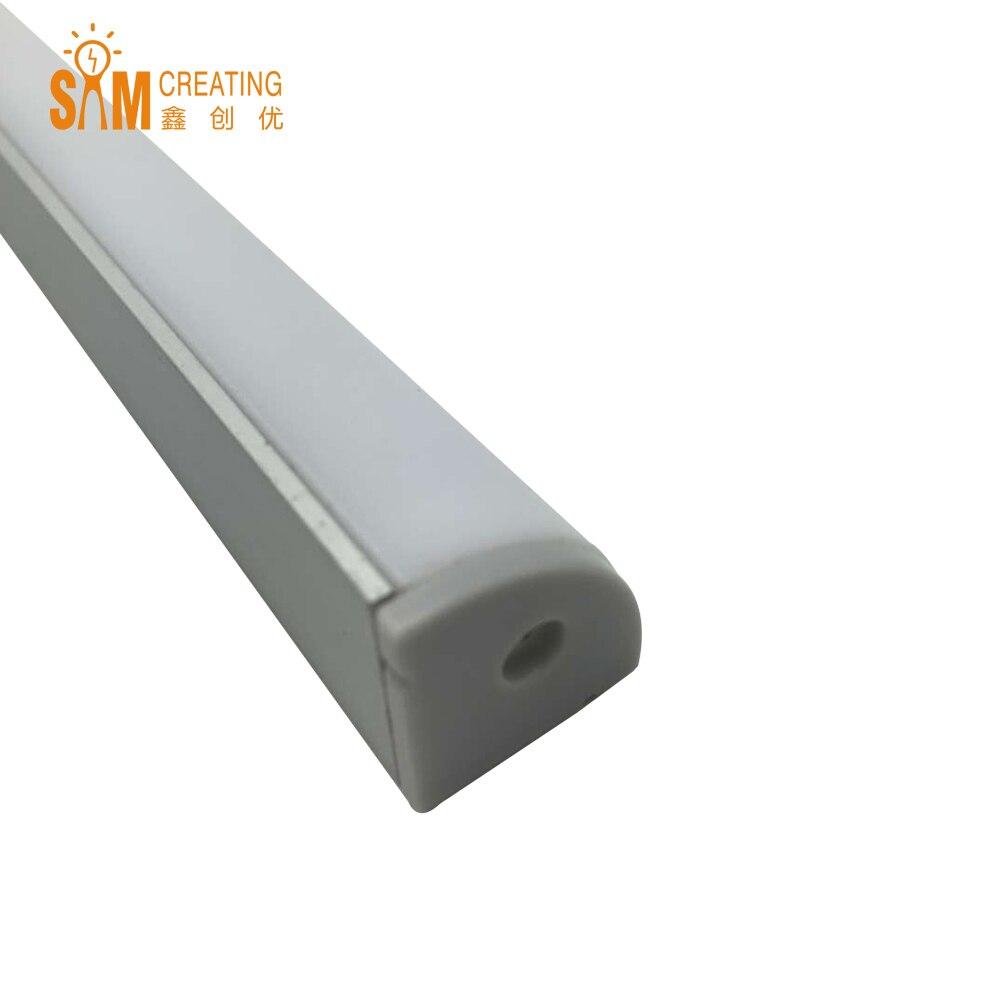 UnvarySam 5 дана 1Метер LED алюминий арнасы - LED Жарықтандыру - фото 2
