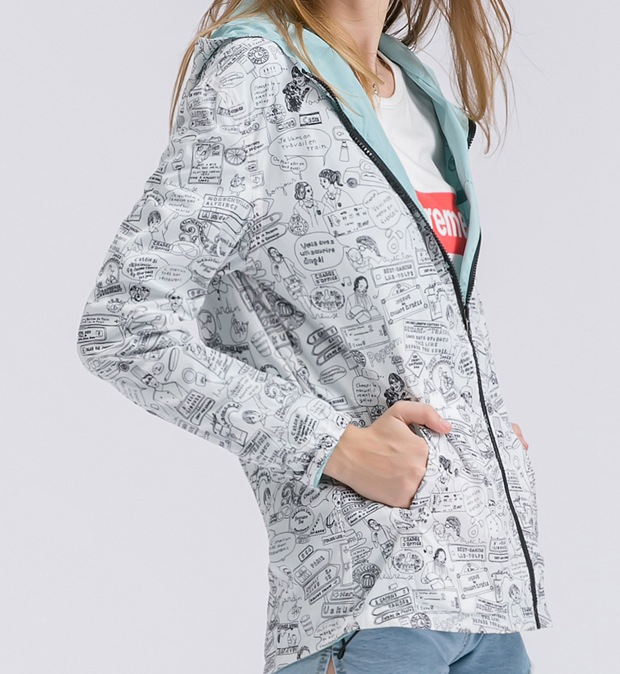 HTB1pbhLLXXXXXbZXXXXq6xXFXXXT - Two Sided Women Jacket - MillennialShoppe.com | for Millennials