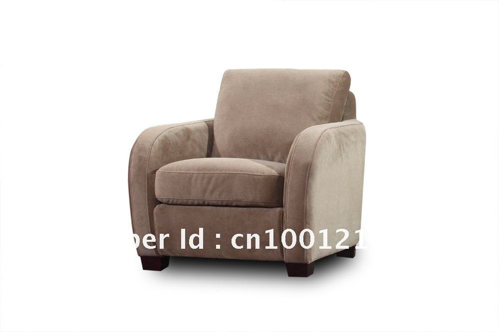 US $840.6 |Modern furniture / living room fabric/ / sofa Chair / one seater  MCNO546-in Living Room Chairs from Furniture on AliExpress