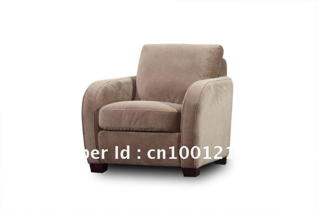 Modern Furniture Living Room Fabric Sofa Chair One Seater Mcno546