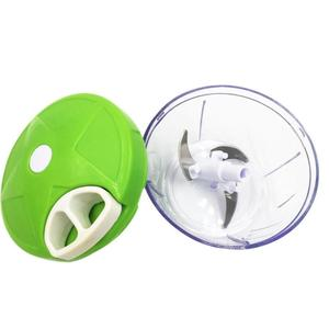 Manual Food Chopper Fruit Vegetable Pull String Multi-function Nuts Onions Chopper Food Processor Meat Machine Crusher