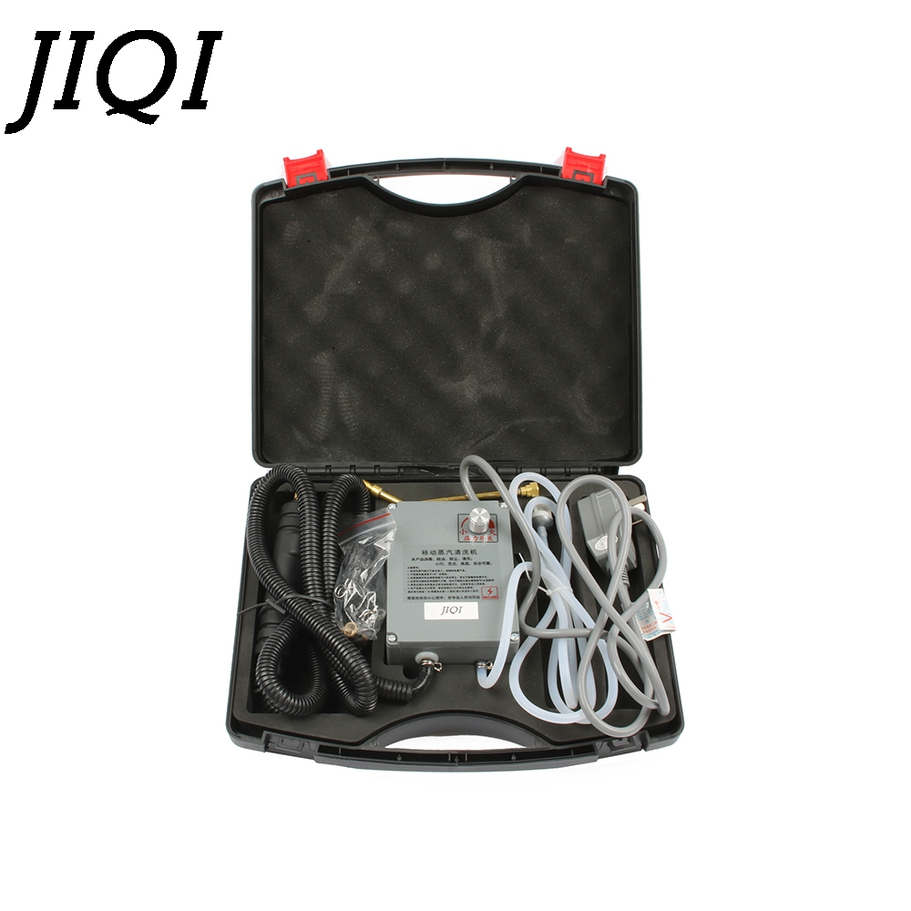 JIQI High temperature pressure cleaning machine steam cleaner handheld Sterilization Disinfector Automatic water pump sterilizer 220v high temperature and high pressure cleaning machine disinfector sterilization steam cleaning machine a 02 1800w