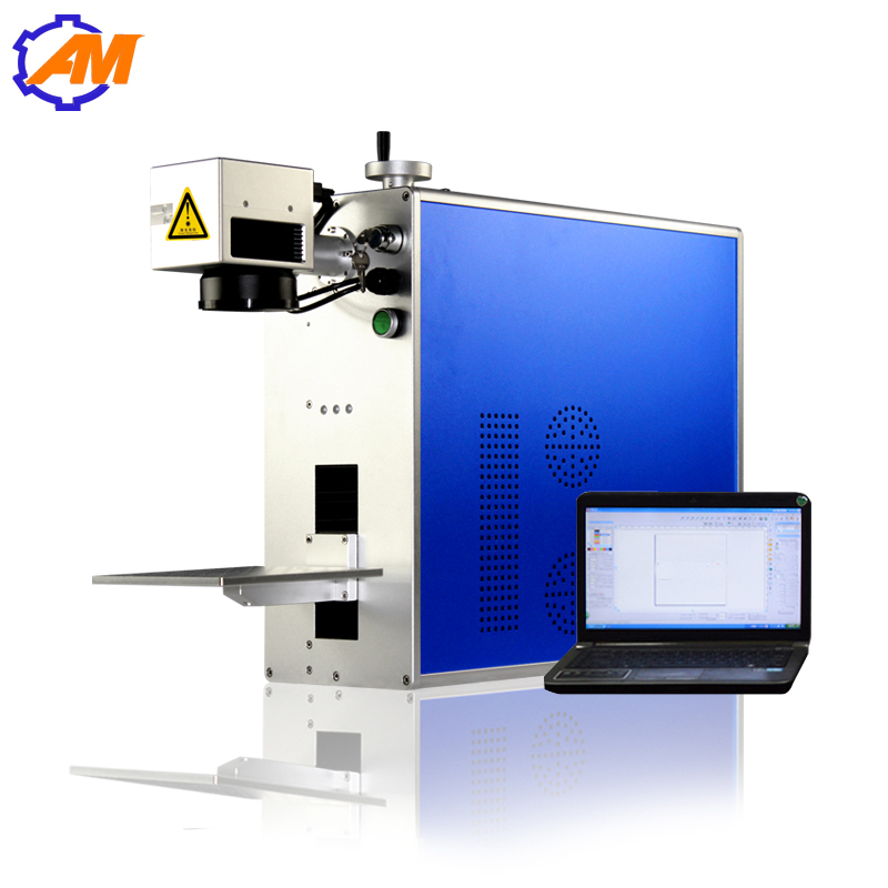 LASER 20 w 30 w 50 w fibra laser di marcatura macchina per incisione per la collana anello dei monili