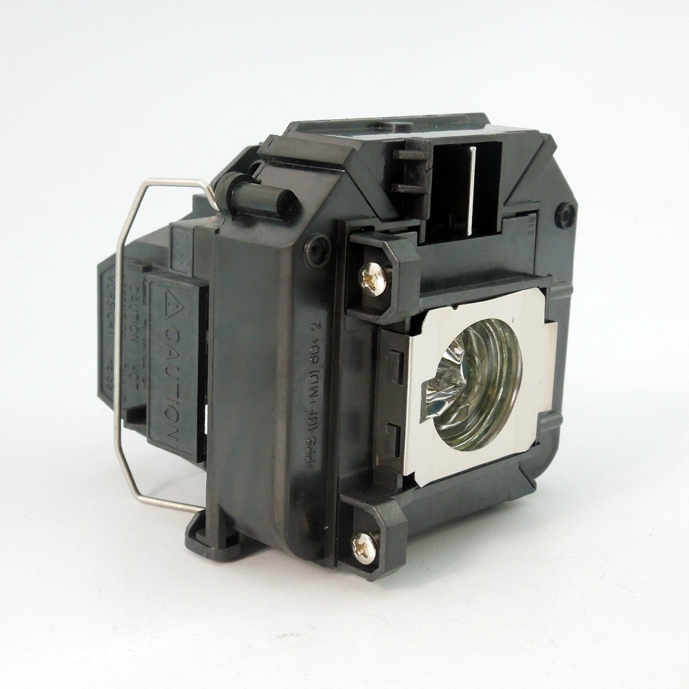 Replacement Projector Lamp With Housing ELPLP64/V13H010L64  For EPSON EB-C705W/EB-C715X/EB-C710X/PowerLite 1850W/PowerLite 1880 aliexpress hot sell elplp76 v13h010l76 projector lamp with housing eb g6350 eb g6450wu eb g6550wu eb g6650wu eb g6750 etc