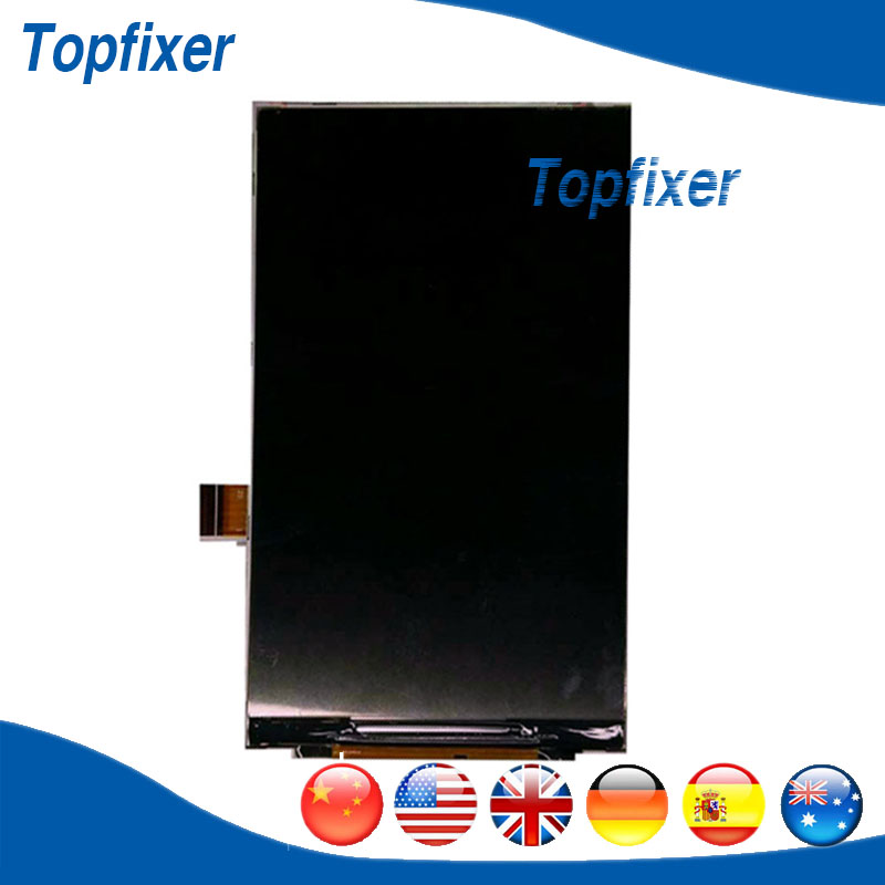 100%Tested Inner LCD For Fly IQ4418 Era Style 4 LCD Screen Digitizer Panel Sensor Replacement 1PC/Lot