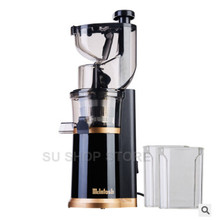 Pink bunny juice extractor, large mouth fruit juice automatic fruit and vegetable juicer multi-function juicer machine new hurom slow auger juicer fruit vegetable citrus juice extractor 100