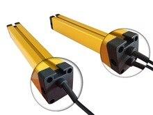 CHOAN GM4008T 8 Puan 40 MM güvenlik ışık perdesi sensörü Izgara Kızılötesi Alan Anahtarı Tehlikeli Makinesi Fotoelektrik Koruyucu