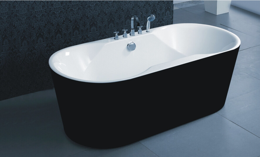 Popular freestanding bathtubs modern buy cheap for Cheap free standing tubs