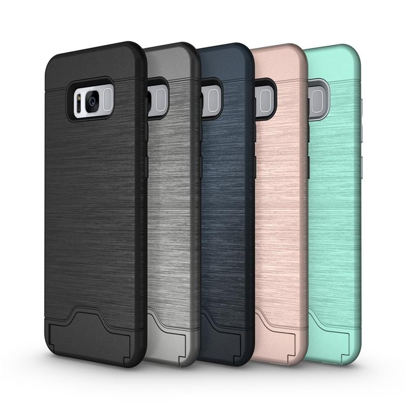 Case for Samsung Galaxy S8 S8 Plus հետևի կափարիչի - Բջջային հեռախոսի պարագաներ և պահեստամասեր - Լուսանկար 6