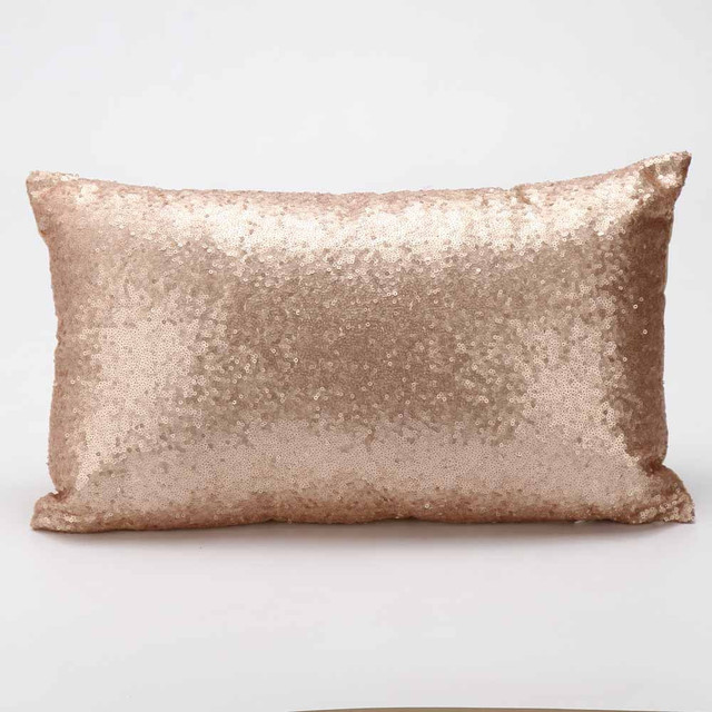 Sequins Sofa Bed Home Decoration Festival Cushion Cover Fashion Best Bling Decorative Pillows