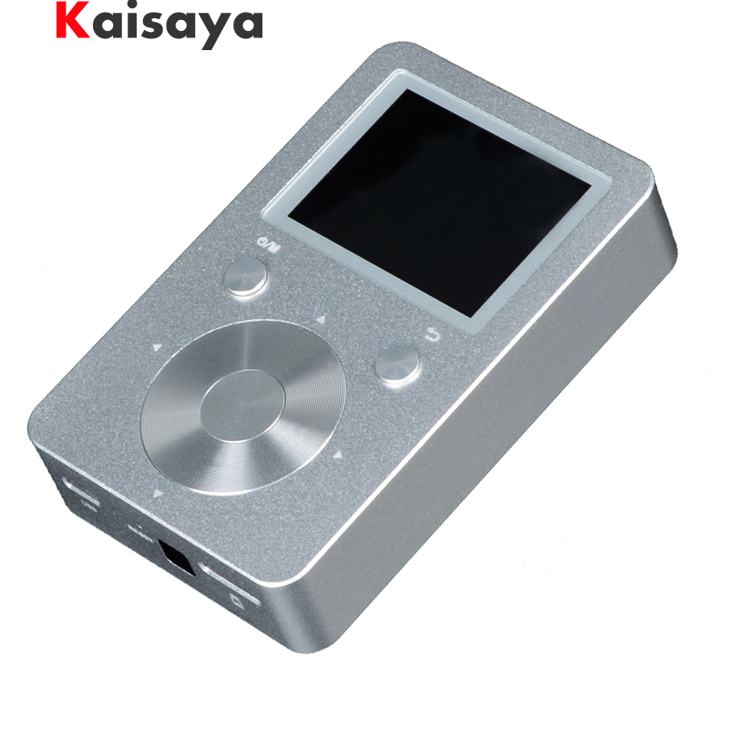 F. áudio HiFi Lossless Leitor de Música Com AK4497EQ FA1 DAC DSD 32 GB E2-006 DAP MP3 Player de Áudio Digital Com interno