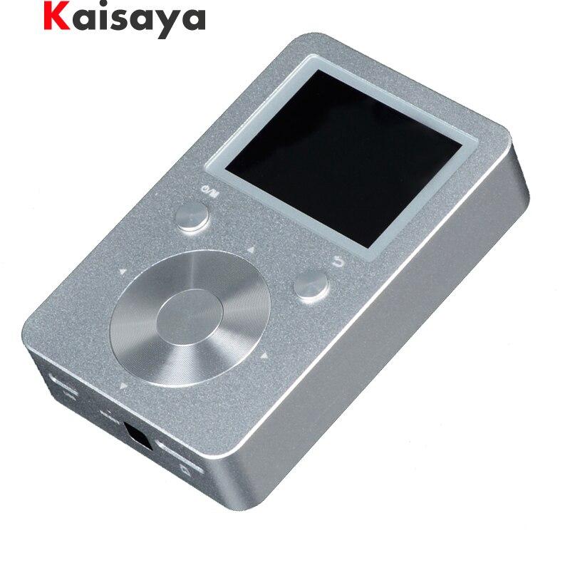 F. audio FA1 HiFi Sans Perte Lecteur de Musique Avec AK4497EQ DAC DSD Numérique Audio DAP MP3 Lecteur Est Livré Avec 32 gb dans cas en cuir E2-006
