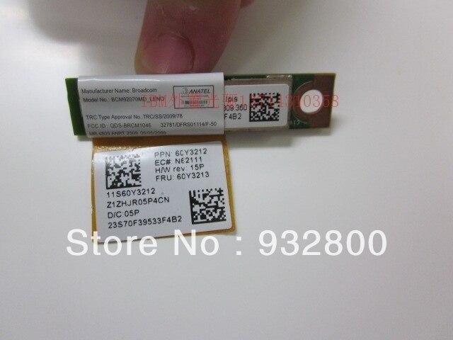Drivers: Lenovo ThinkPad SL510 Broadcom Bluetooth