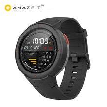 Xiaomi Amazfit Verge английская версия Smartwatch 1,3-дюймовый AMOLED экран циферблат и ответ на вызовы обновленный датчик сердечного ритма gps умные часы