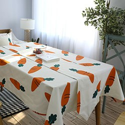 Cotton-Table-Cloth-Carrot-Vegetables-Creative-Tablecloths-Mantel-Rectangular-Toalha-De-Mesa-Bordada-Table-Cover-Table