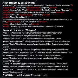 Image 5 - ポータブル言語翻訳音声写真翻訳双方向翻訳多言語ポータブルスマート音声翻訳
