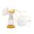 Solo USB Libre de BPA Sacaleches Eléctrico Potente Extractores de leche de Succión del Pezón Mamá Amor Con 180 ML Biberón