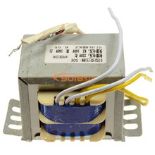 50W transformer dual 160V/0.06A*2+ single 6.3V/5A electronic tube filament lamp power supply transformer