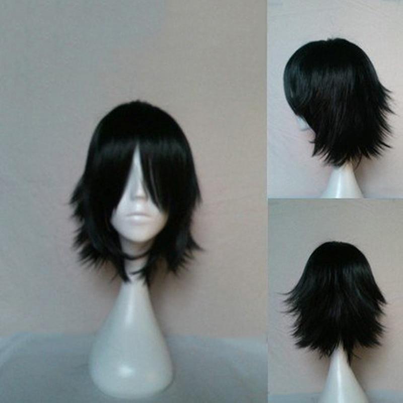 HAIRJOY Μπλε Μωβ Κοντομάνικα Πετσέτα - Συνθετικά μαλλιά - Φωτογραφία 6
