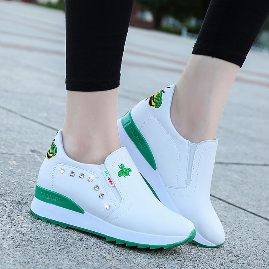 Women's Breathable Air Cushion Sneakers