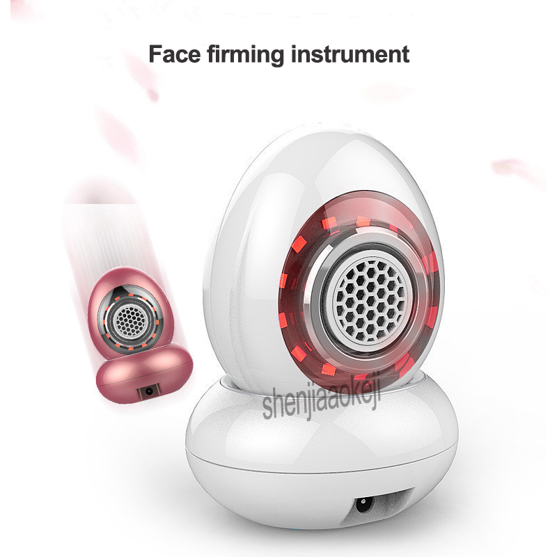New household RF face firming moisturizing beauty instrument micro lens hydrating skin rejuvenation instrument AC100-240v 1pcNew household RF face firming moisturizing beauty instrument micro lens hydrating skin rejuvenation instrument AC100-240v 1pc