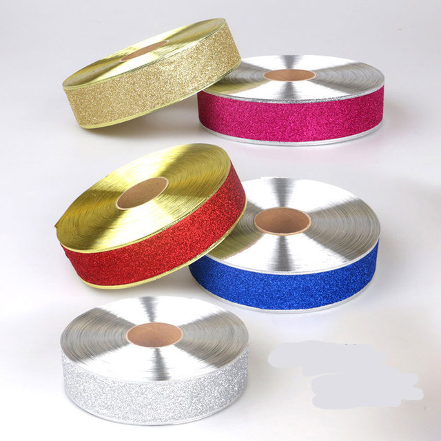 christmas colored ribbon xmas decor grosgrain ribbons satin ruban fita para artesanato adornos navidad tape nastri